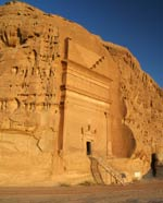 Madain Saleh.